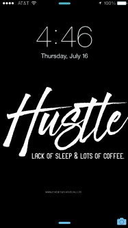 Adorable HDQ Backgrounds of Hustle, 187x333 px