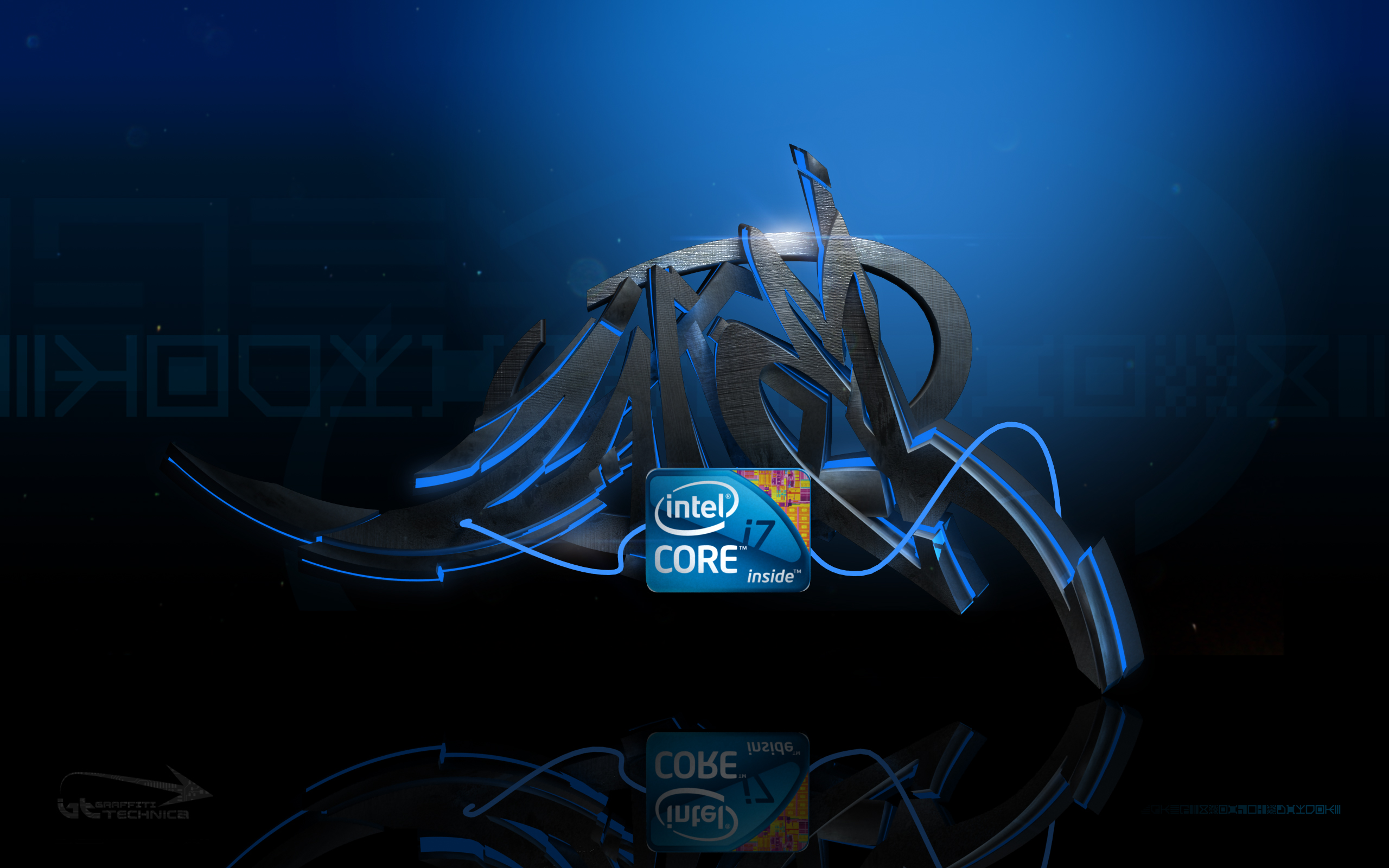 Live Intel Wallpaper