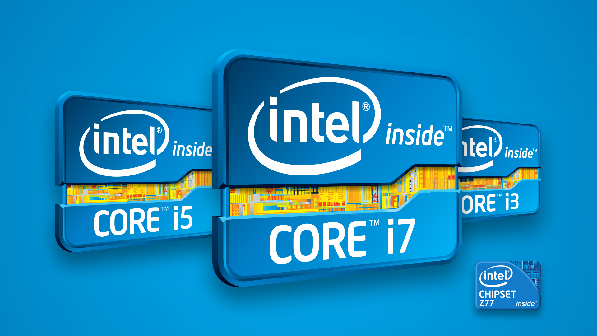 Intel Wallpapers, 03.09.14 0.76 Mb