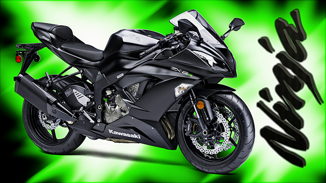 PC Kawasaki Ninja Wallpapers, Bette Gade, P.2626