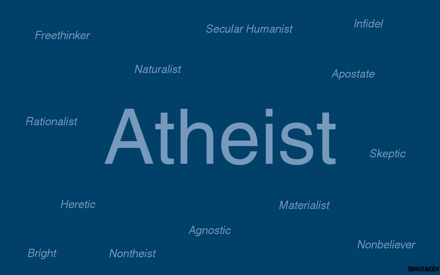 Atheism HD Wallpapers Collection: Item 27336929
