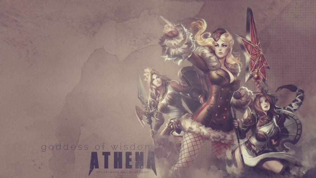 Collection of Athena Widescreen Wallpapers: 38912459, 1024x576