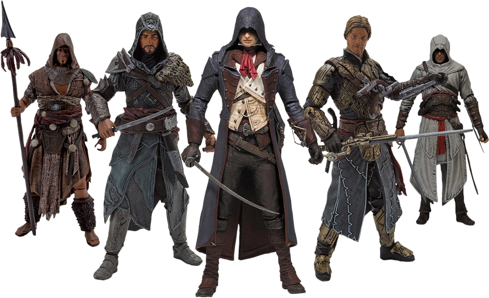 Assassin's Creed Action Wallpapers (Mobile, iPad)