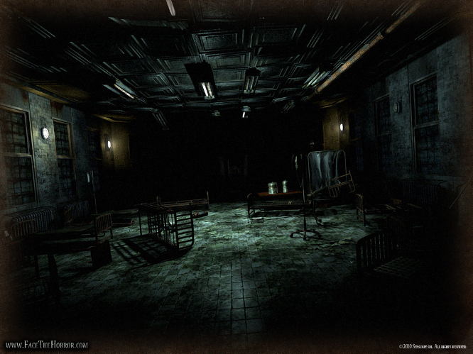 Asylum Wallpaper in HQ Resolution