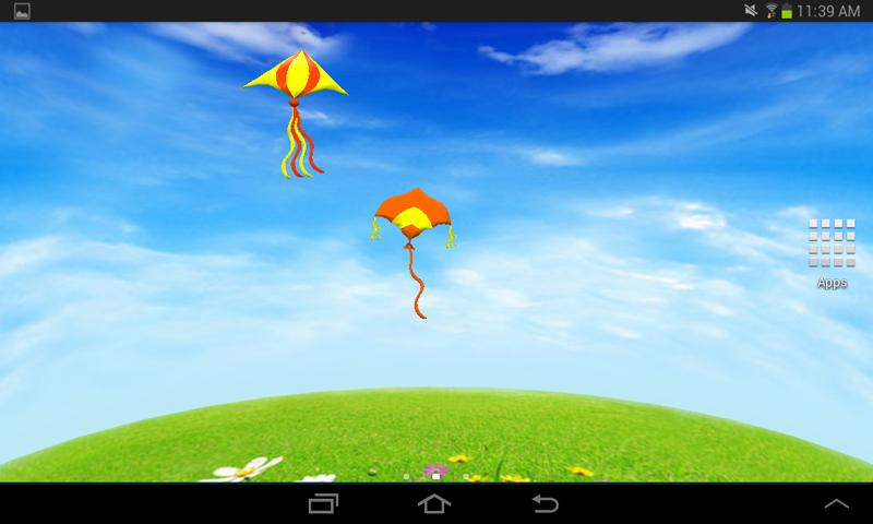 Download V.55 - Kites, B.SCB Wallpapers