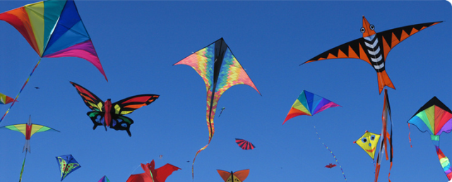Amazing Pics Collection: Kite Desktop Wallpapers