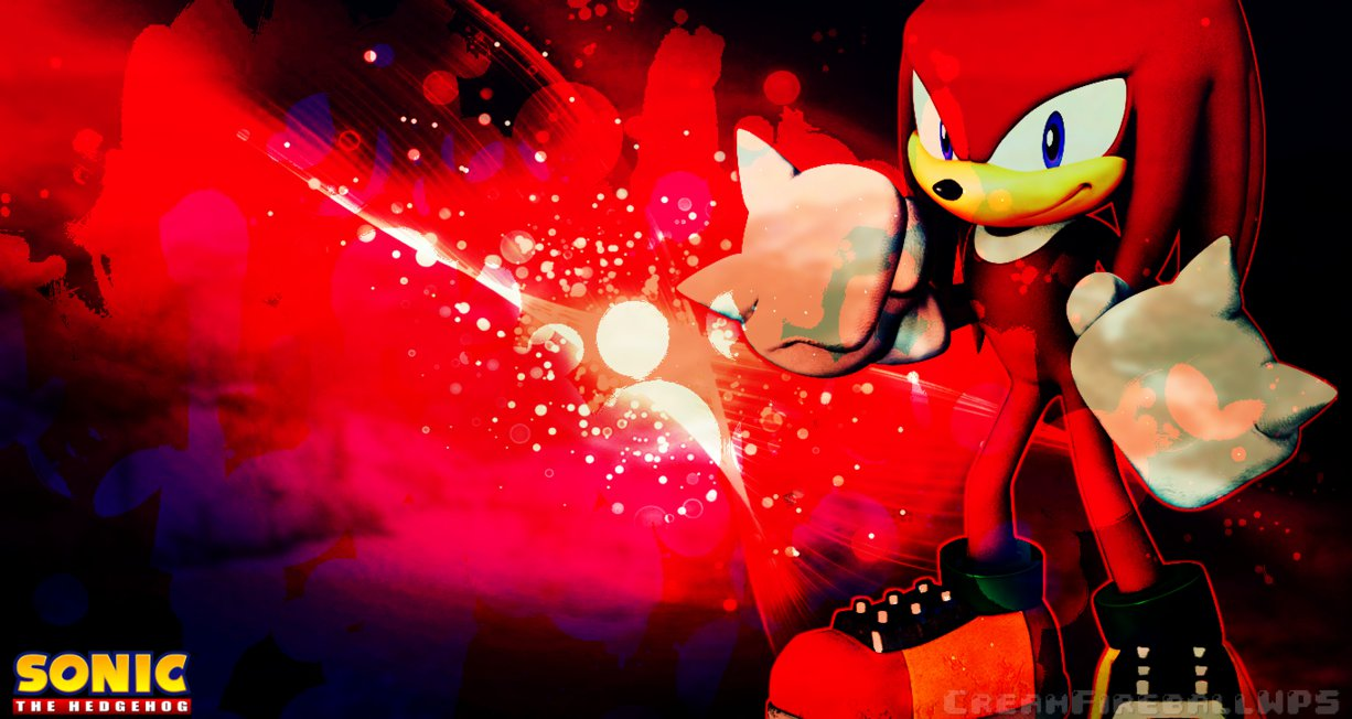 Knuckles Backgrounds (PC, Mobile, Gadgets) Compatible | 1226x652 px
