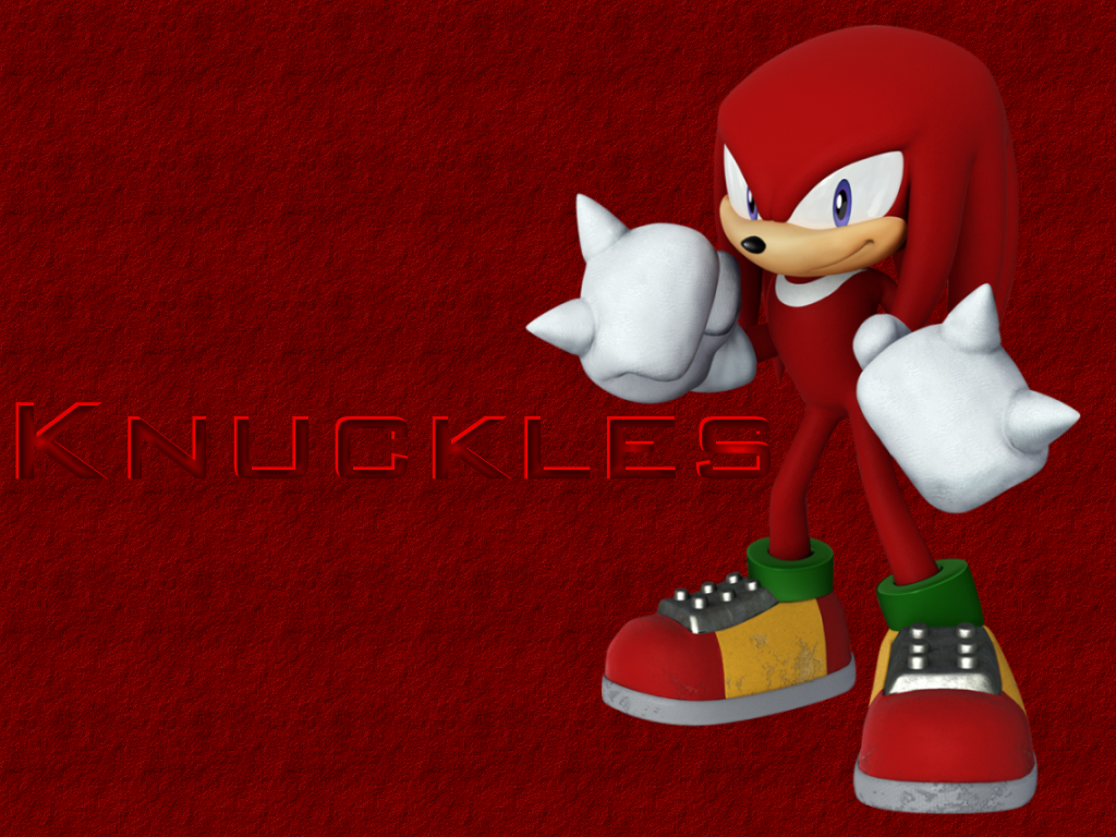 Full HD PC (Win10) Knuckles Backgrounds: B.SCB WP&BG Collection