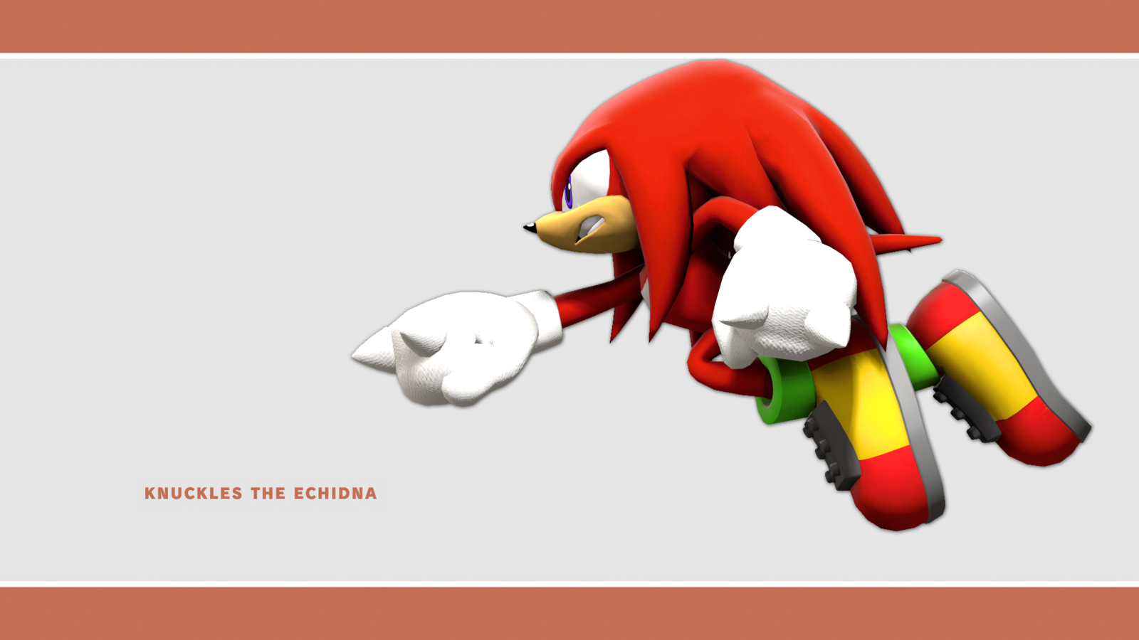 Live Knuckles Wallpaper