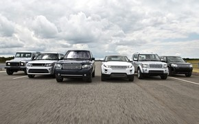 Land Rover 290x181 px - HDQ Wallpapers