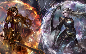 League Of Legends Wallpapers, 350x219 px | Wallpapers PC Gallery