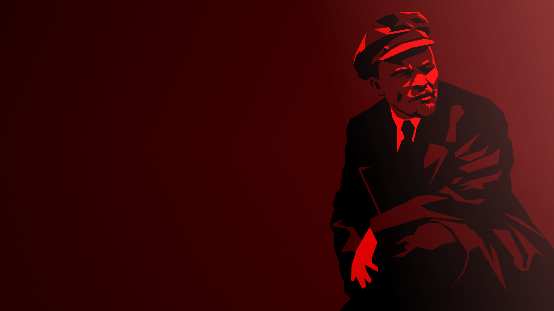 High Quality Image of Lenin - 1920x1080