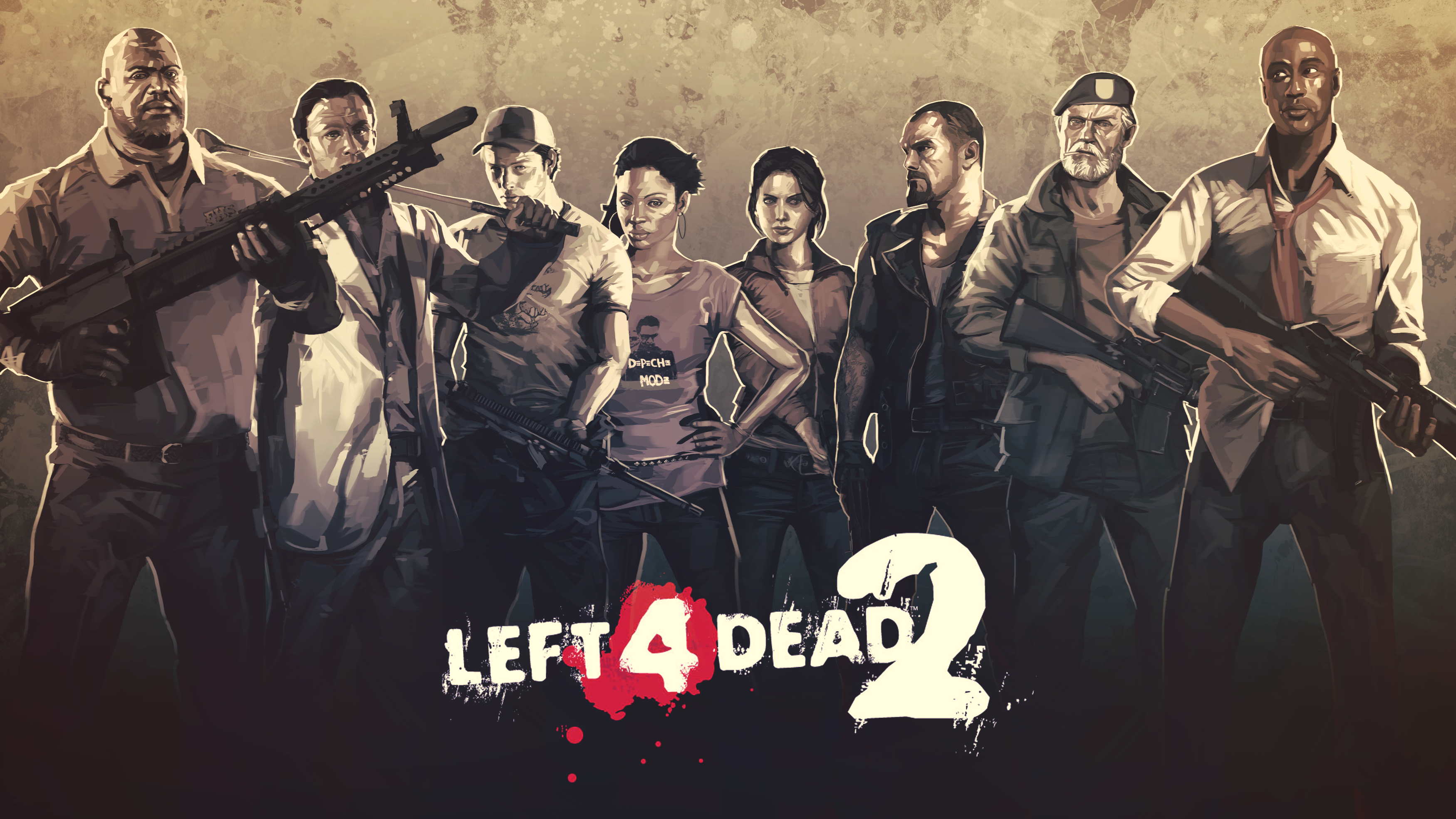 Left 4 Dead 2 Wallpaper by Lorena Parham, BsnSCB Graphics | Games HD Quality