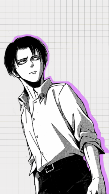 Levi Backgrounds, HQ, Hyo Crider