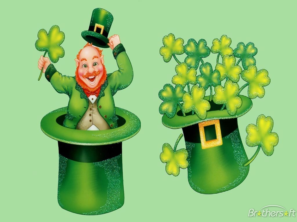 Awesome Gallery of Leprechaun Backgrounds: 1024x768 px, Rosemarie Mattei