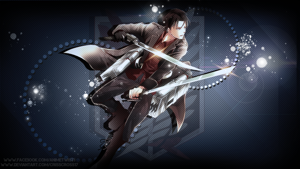 Levi, HD Backgrounds, Russell Lamoreaux