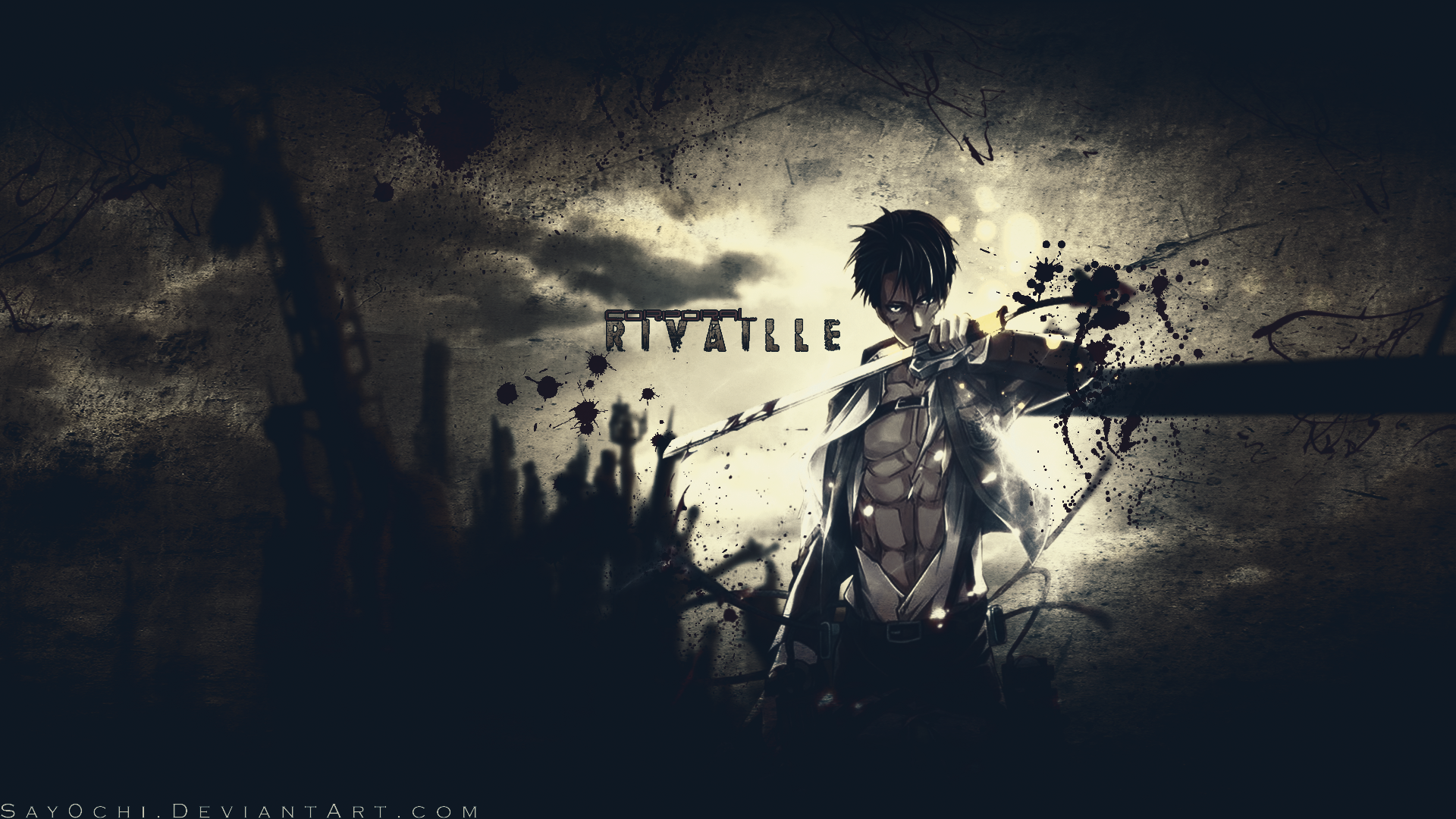 Wallpapers for Levi - Resolution 1920x1080 px