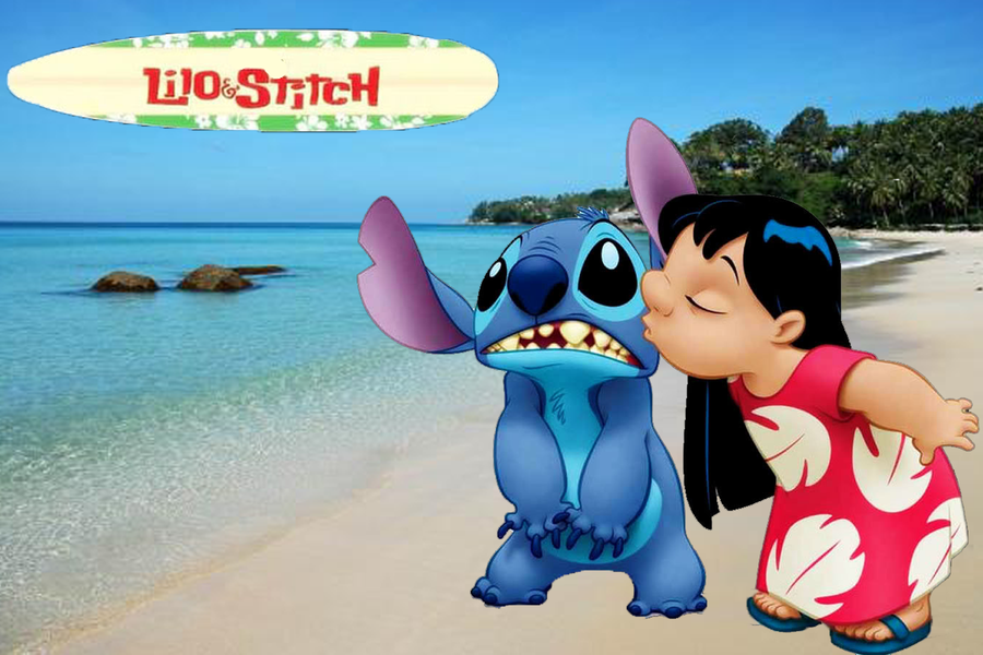 High Definition Images CollPection: Lilo And Stitch, by Ellan Dimatteo