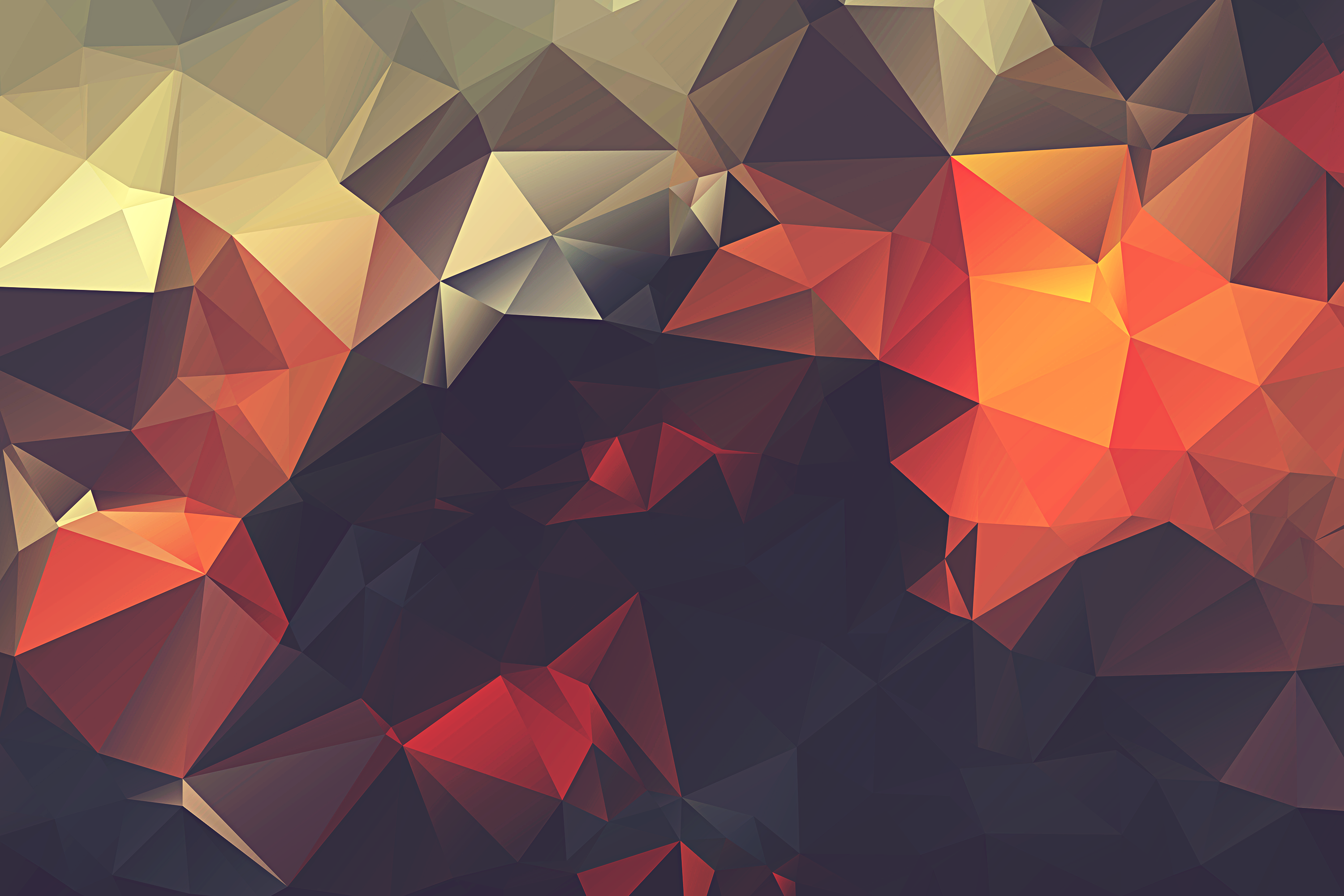 High Def Collection 44 Full HD Low Poly Wallpapers In 95PAI