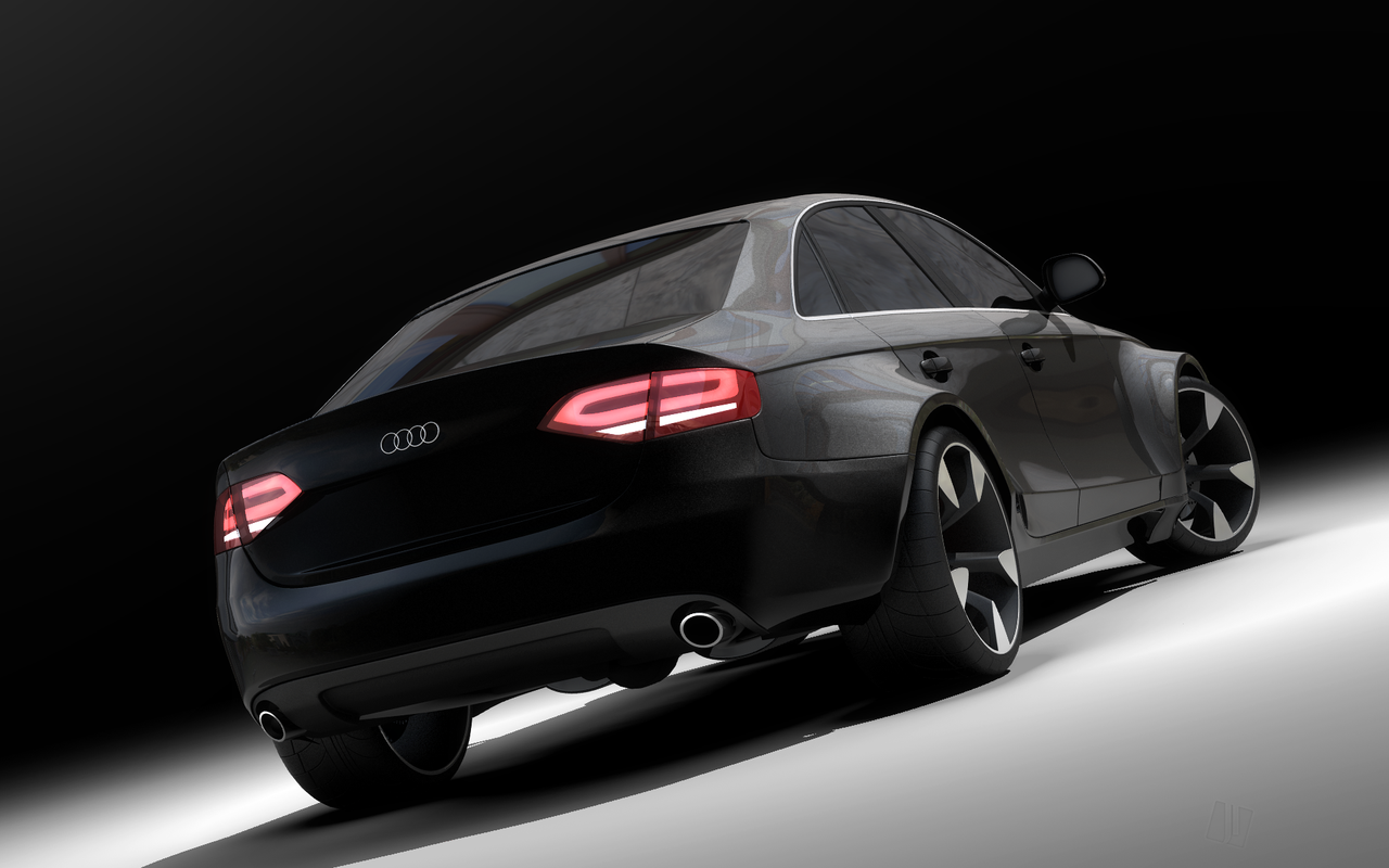 1280x800 : Audi A4 Wallpapers