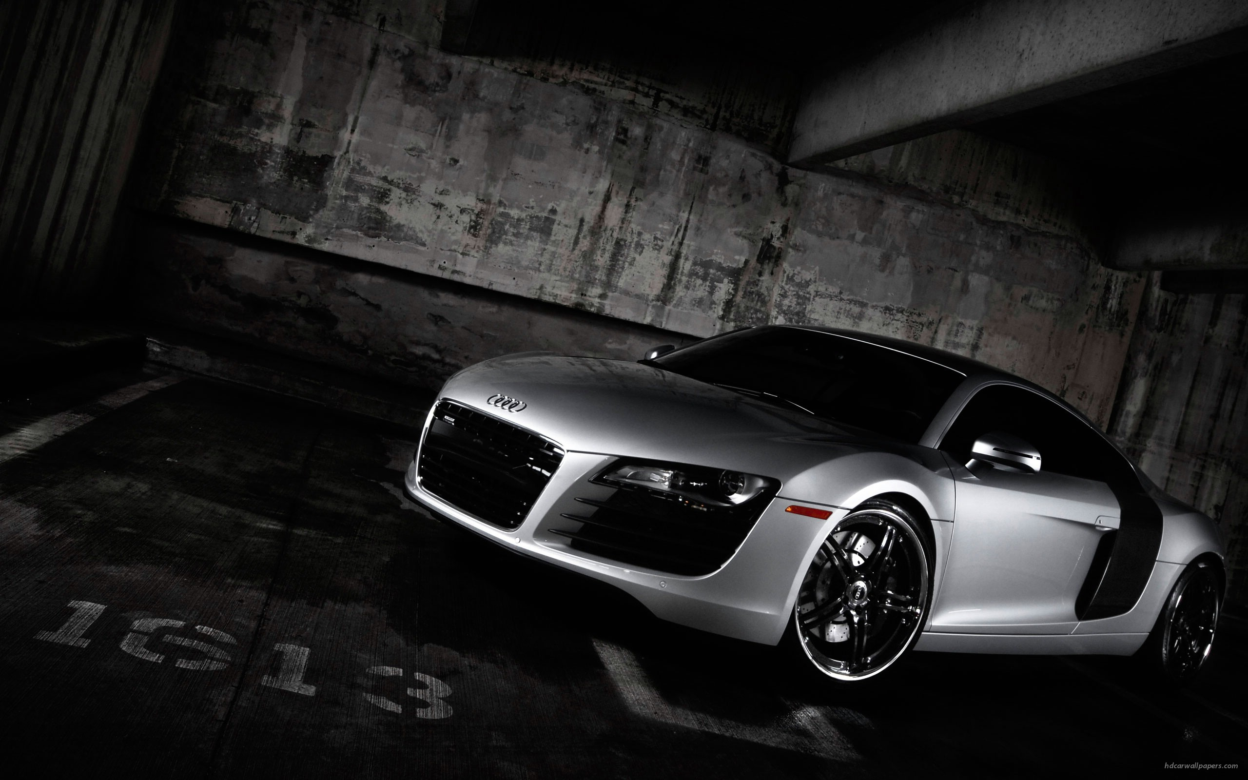 RMD:57 HD Audi R8 Wallpapers