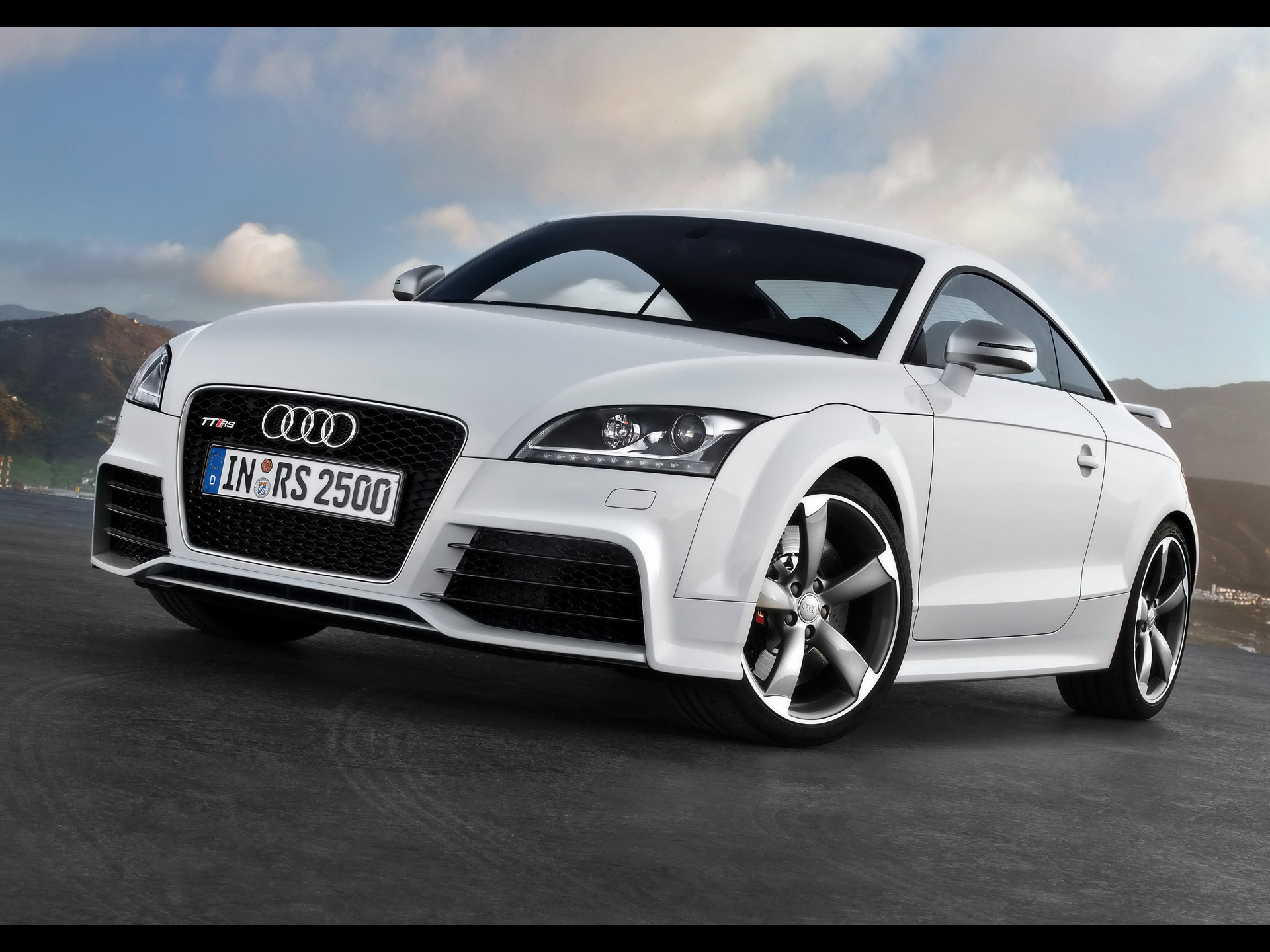 Audi TT Wallpaper for PC | Full HD Pictures