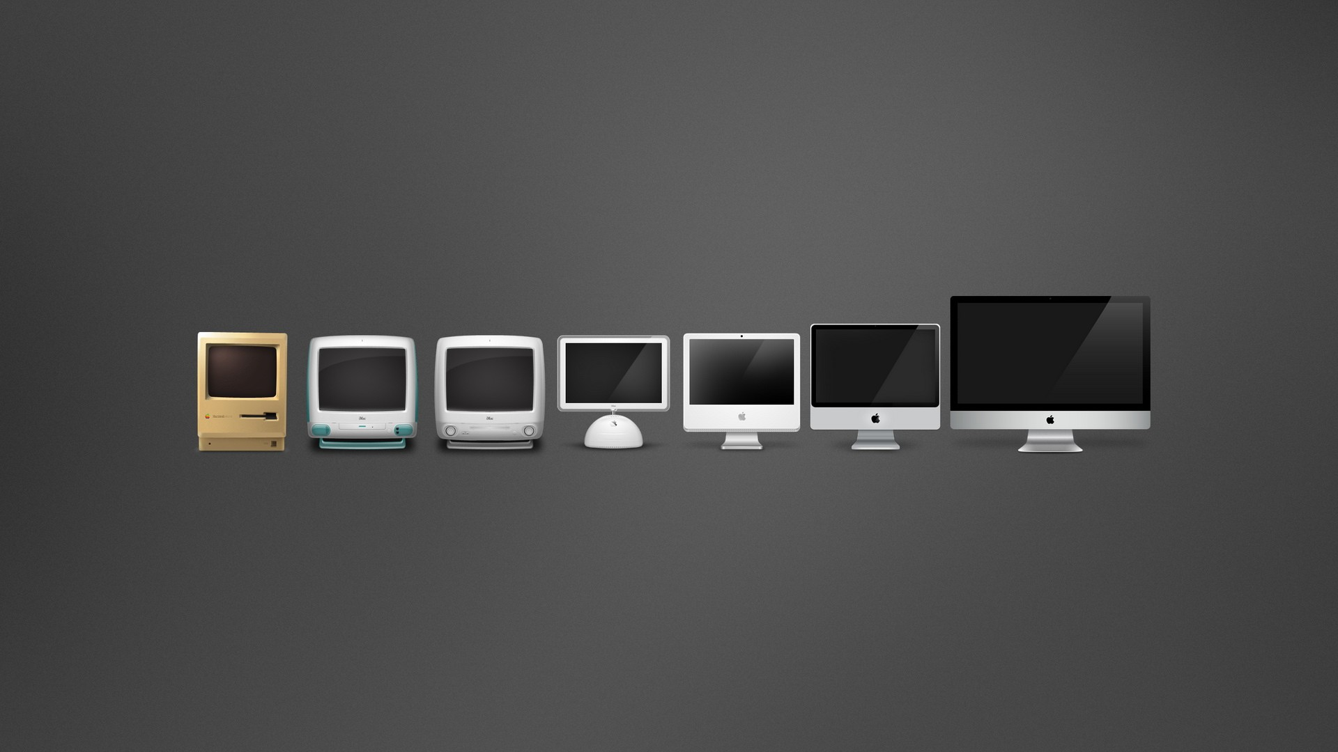 Macintosh Wallpapers 1920x1080 | B.SCB WP&BG Collection