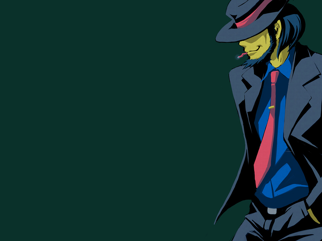 1024x768 Lupin Desktop Backgrounds