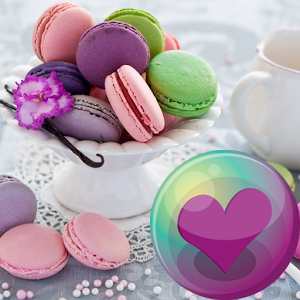 Free Amazing Macaroon Images, Kattie Farrow