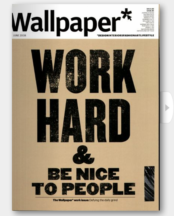 Wallpapers Of The Day: Magazine | 725x903 px Magazine Photos