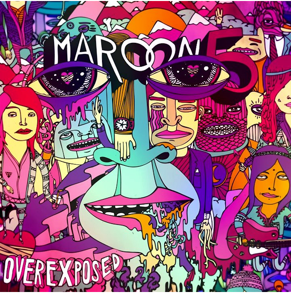 Maroon 5 Full HD Quality Wallpapers
