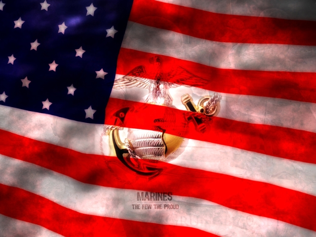 Wallpapers for Marines » Resolution 640x480 px