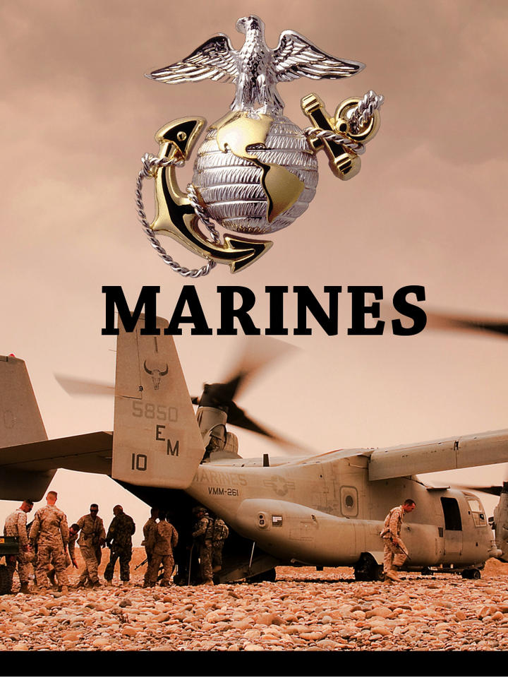 Widescreen Wallpapers: Marines, (720x960, V.25) - B.SCB WP&BG Collection