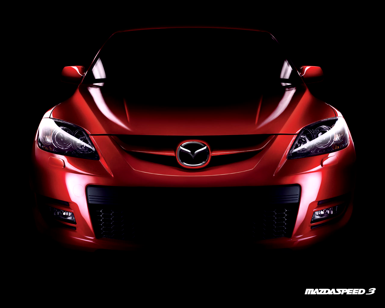 Mazda 3 HQFX Wallpaper Desktop