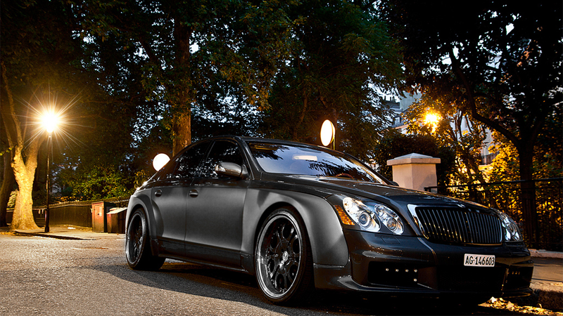 Quality Cool Maybach Wallpapers