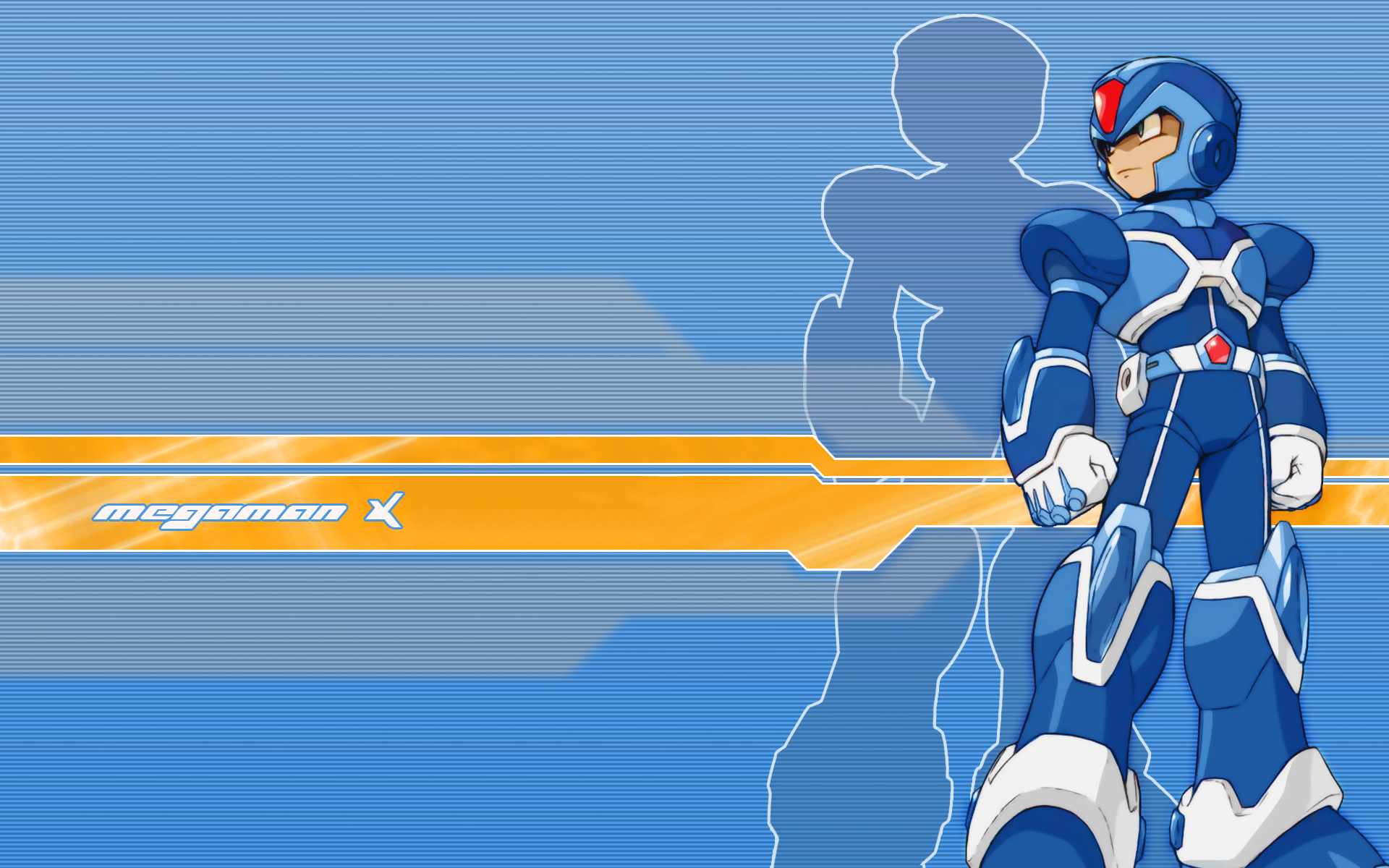 Wide HD Megaman Wallpaper | BsnSCB FHDQ