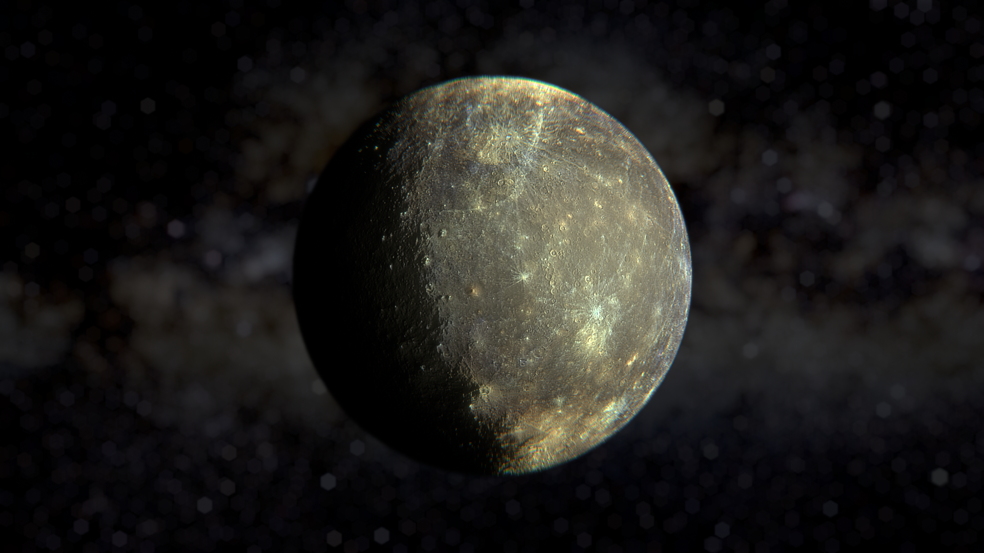 1920x1080 Top HQFX Pictures of Mercury, Full HD 1080p Desktop Pictures for PC&Mac, Laptop, Tablet, Mobile Phone