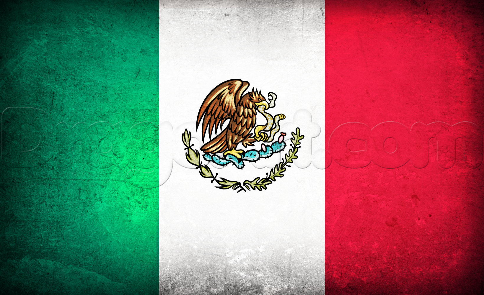Mexican Flag Wallpaper #QWY84QWY