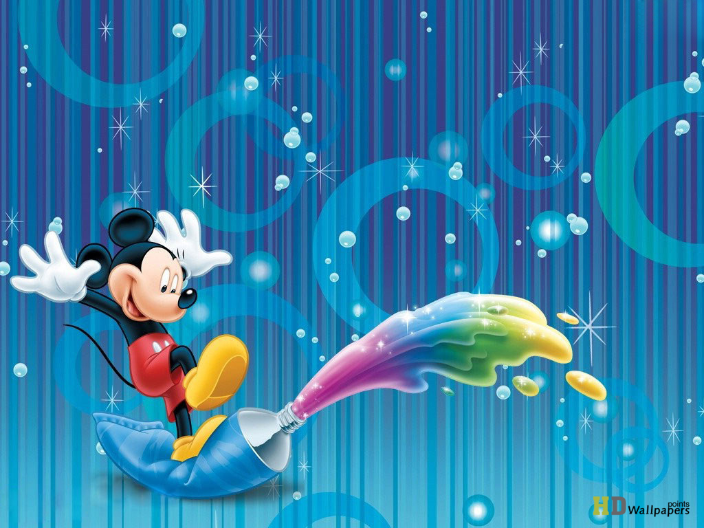 PC.3535, Mickey Mouse HD Photo