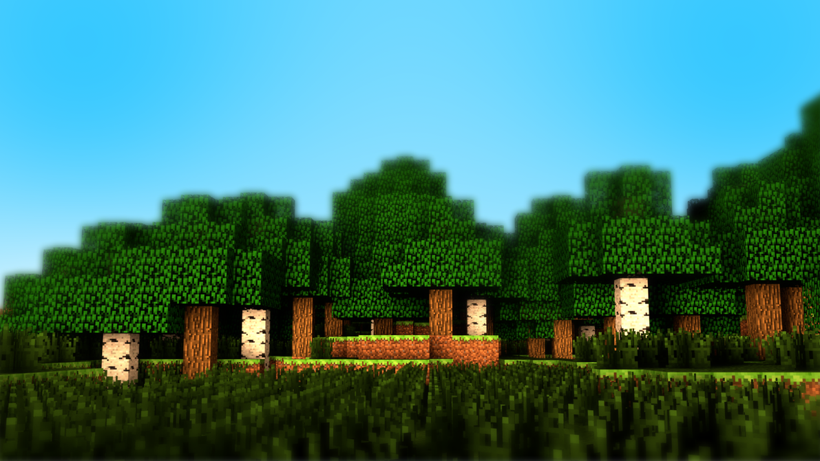 Eij 48 Beautiful Minecraft Wallpapers