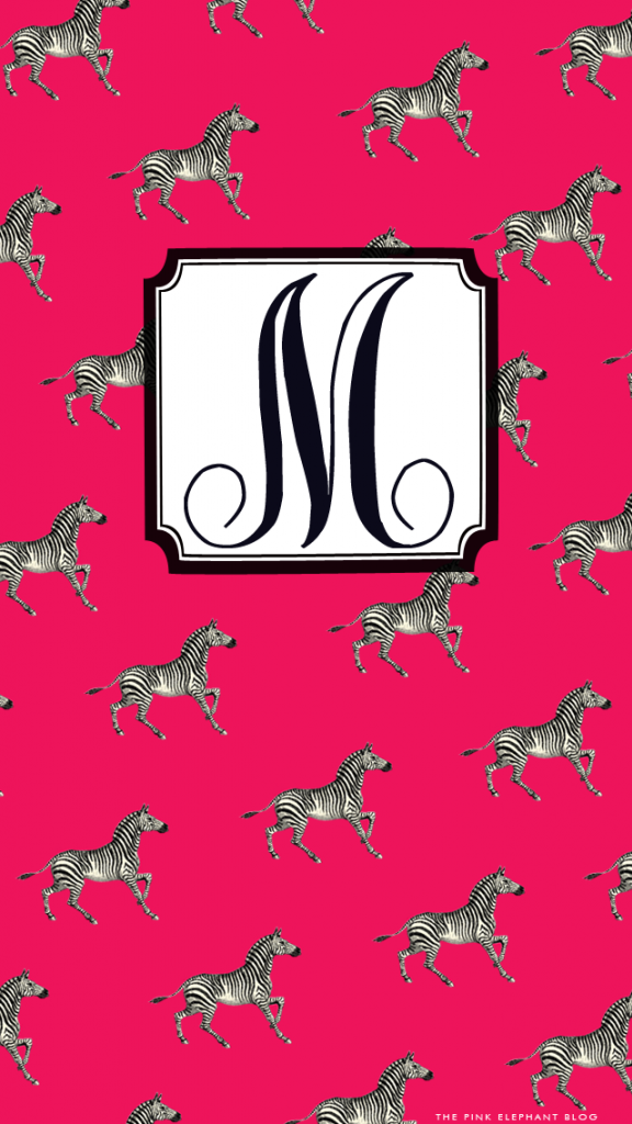 Monogram Backgrounds (PC, Mobile, Gadgets) Compatible | 576x1024 px