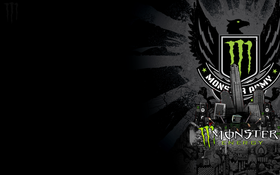 Download V.52 - Monster Energy, B.SCB WP&BG Collection