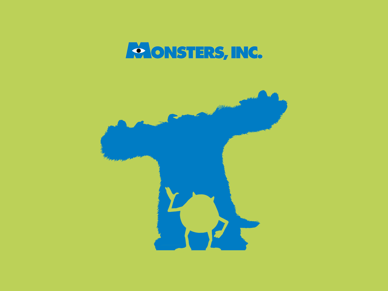 1600x1200 Monster Inc Widescreen Image | Fine Pics, v.43