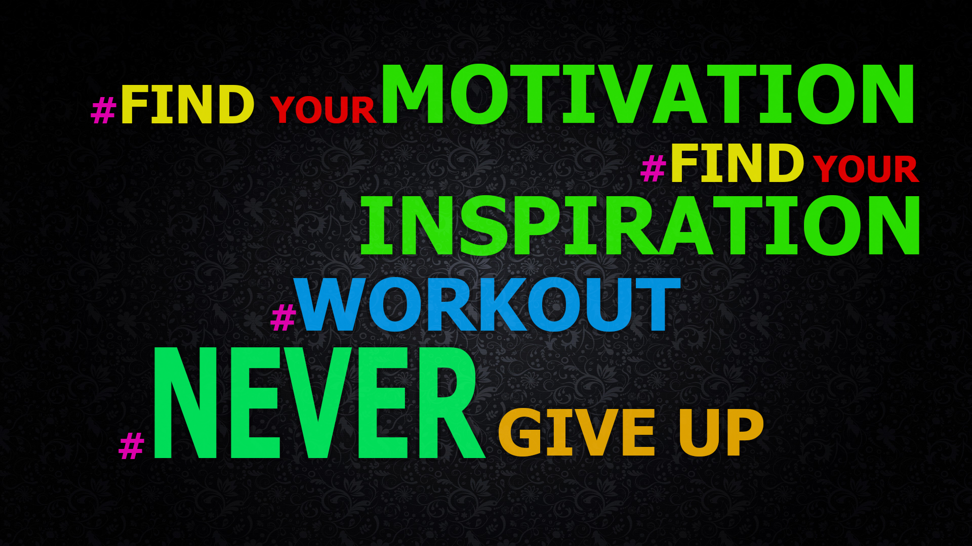 High Quality Image of Motivation | 1920x1080 px