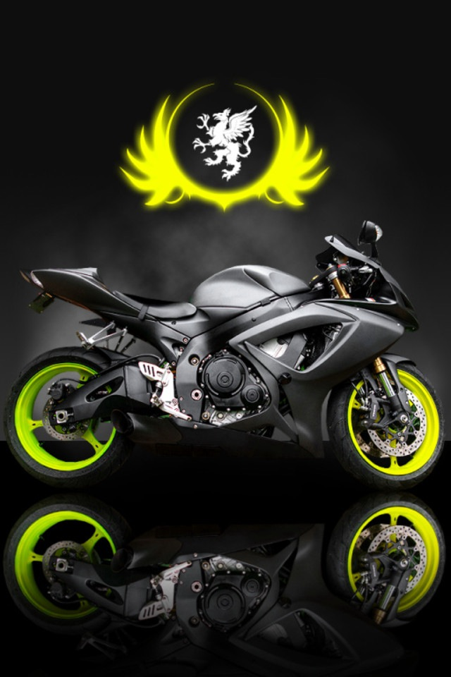Motorbike Wallpapers for Desktop (640x960 px, 560.65 Kb)