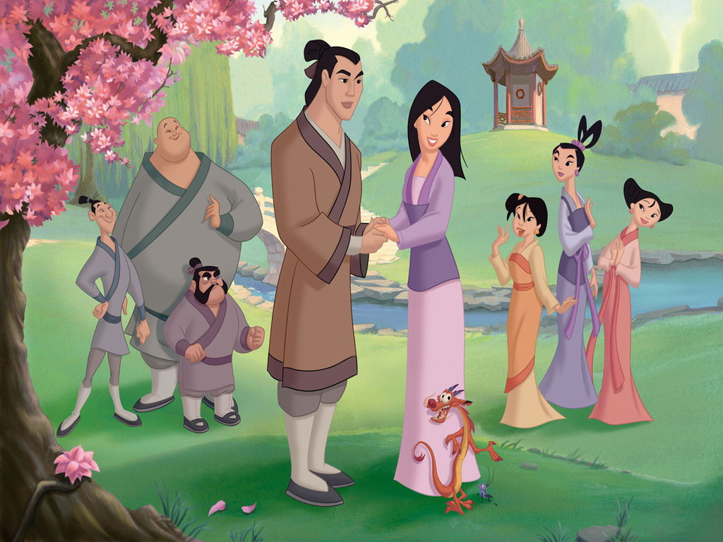 100% Quality Mulan HD Wallpapers, 1024x768 px