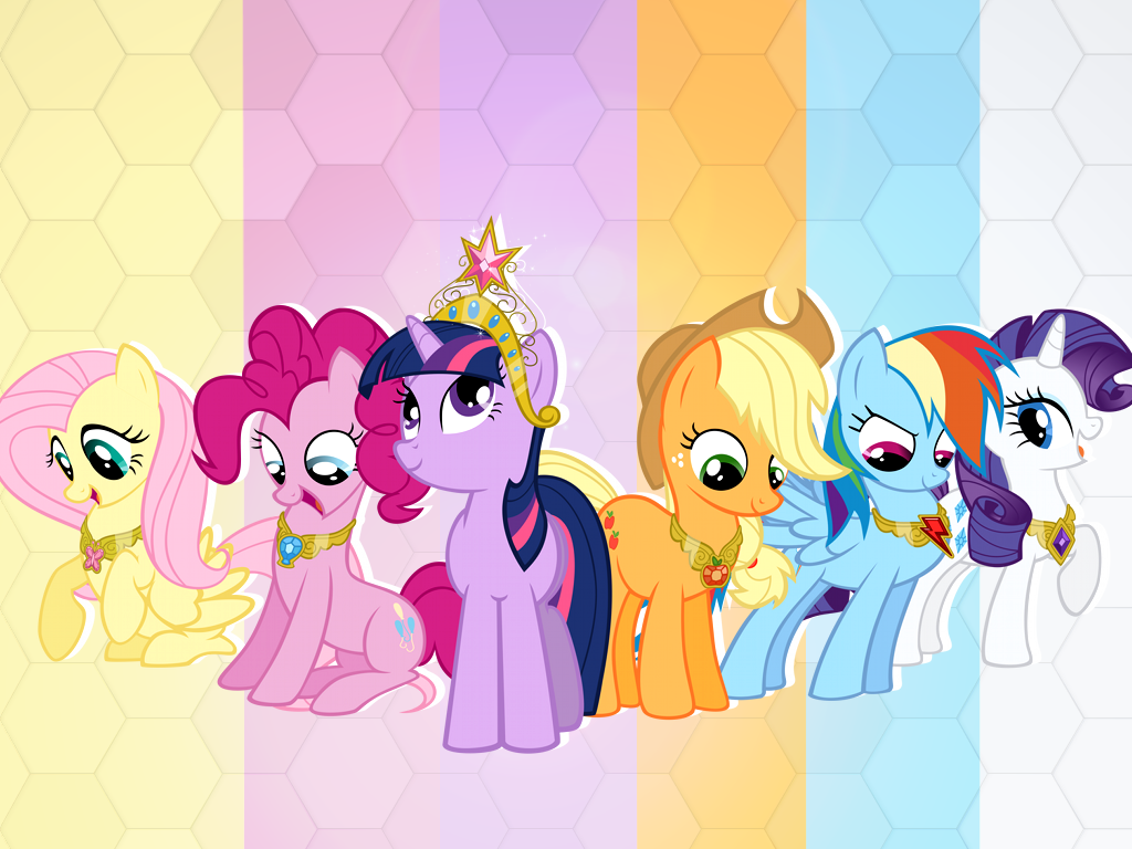 Widescreen Wallpapers of My Little Pony » Cool Backgrounds