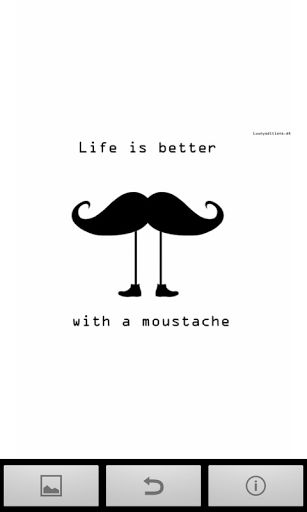 307x512 px Mustache Widescreen Image | Cool Wallpapers, v.94