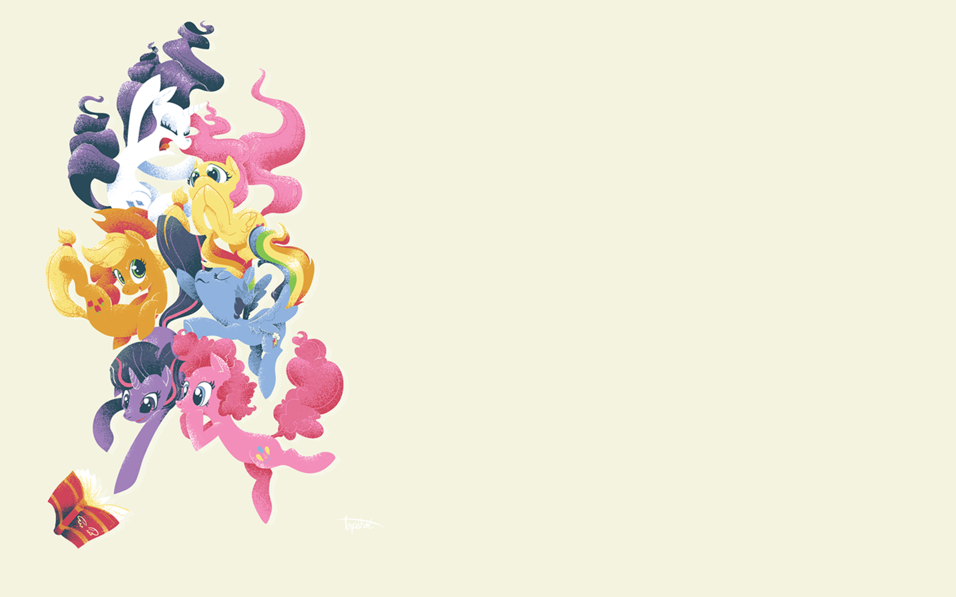 Awesome My Little Pony HD Wallpaper Pack 82 | Free Download