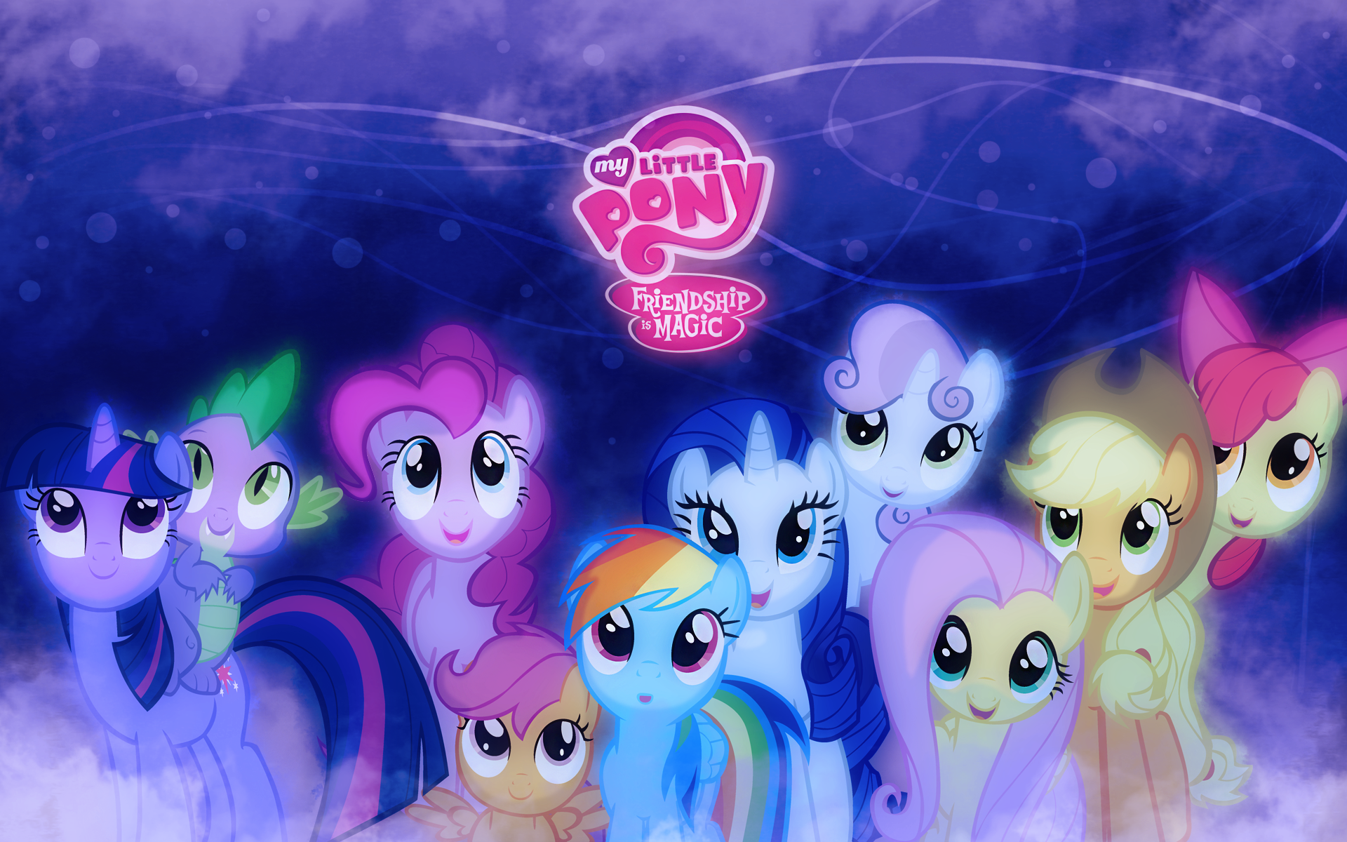 HQ 1920x1200 px Resolution My Little Pony #38740035 - BsnSCB.com